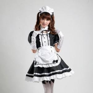 Anime Maid Costume