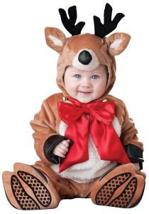Baby Deer Halloween Costume