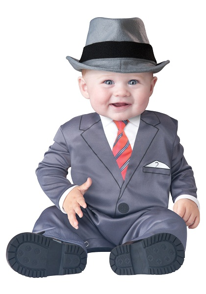 Baby Gangster Costume  sc 1 st  Costumes FC & Gangster Costume   Costumes FC