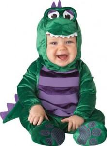 Baby Godzilla Costume