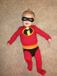 Baby Incredibles Costume