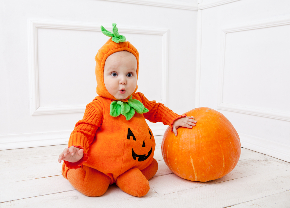 10 Funny and Cute Baby Halloween Costumes to Get You through the ...