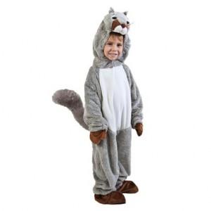 Baby Squirrel Costume
