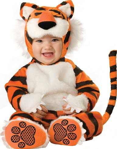 Как сделать костюм тигра для детей 5 класса