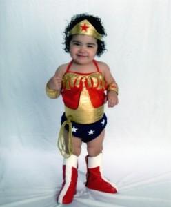 Baby Wonder Woman Costume
