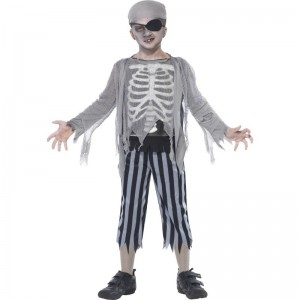 Boy Ghost Costume