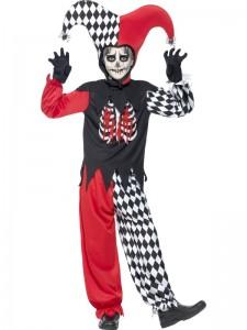 Boys Jester Costume