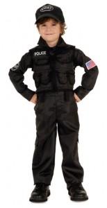 Boys SWAT Costume