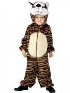Boys Tiger Costume