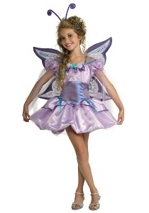 Butterfly Costume Girl