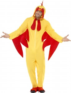 Chicken Costume Adult