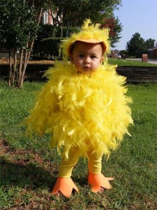 Chicken Costume Child