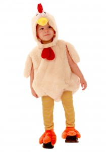 Chicken Costume Toddler
