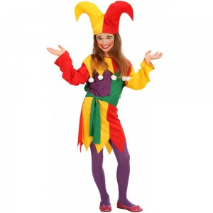 Child Jester Costume