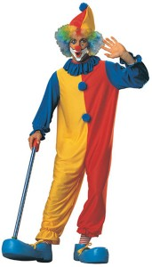 Clown Scary Costumes