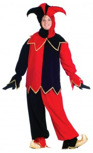 Court Jester Costume