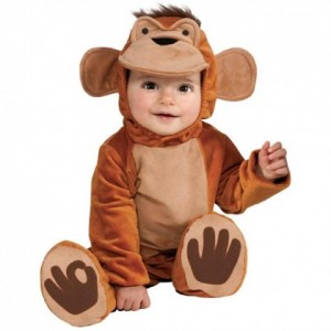 Curious George Costume Toddler