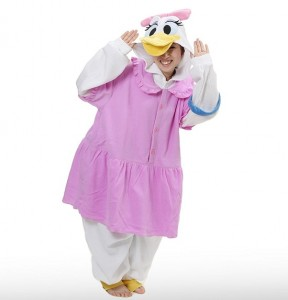 Daisy Duck Costume Adult
