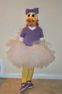 Daisy Duck Costume Kids