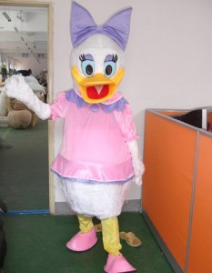 Daisy Duck Toddler Costume