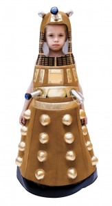 Dalek Costume Kids