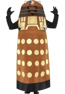 Dalek Halloween Costume