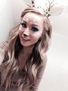Deer Costume Halloween