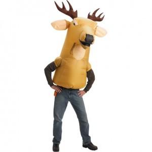 Deer Head Costume