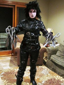 Edwards Scissorhands Costume