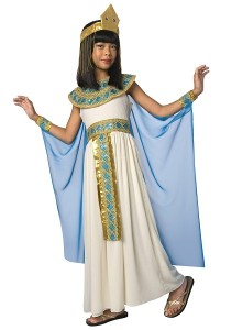 Egyptian Costumes for Girls