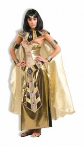 Egyptian Goddess Halloween Costume