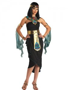 Egyptian Goddesses Costumes