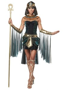 Egyptian Halloween Costume