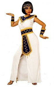Egyptian Womens Costume