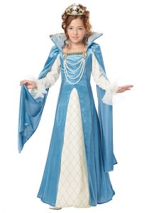 Evil Queen Costume for Girls
