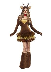 Female Deer Costume