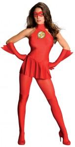 Female Flash Costume
