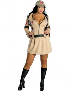 Female Ghostbuster Costume