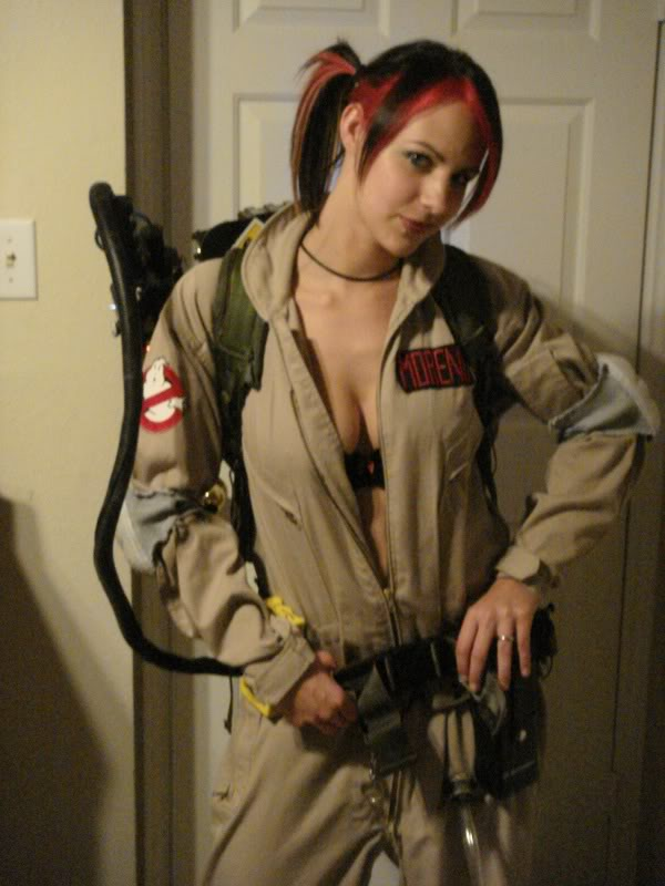 Female Ghostbusters Costume  sc 1 st  Costumes FC : authentic ghostbuster costume  - Germanpascual.Com