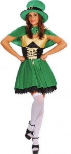 Female Leprechaun Costume