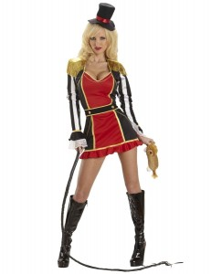 Female Lion Tamer Costume
