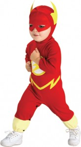 Flash Costume Kids