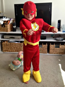 Flash Costumes for Kids