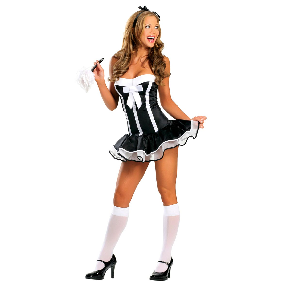French Maid Costume  sc 1 st  Costumes FC : halloween french maid costume  - Germanpascual.Com