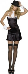 Gangster Costume for Women