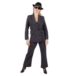 Gangster Costumes Female