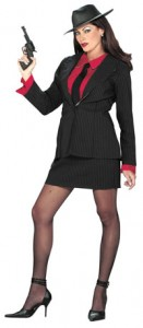 Gangster Costumes for Women