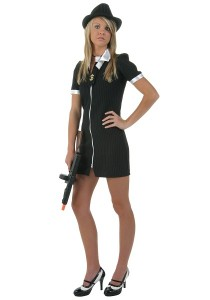 Gangster Girl Costumes