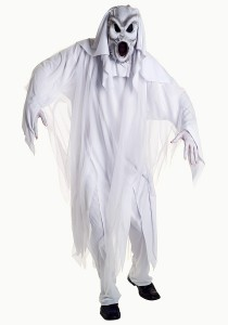 Ghost Costume Ideas