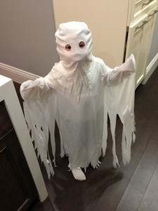 Ghost Costumes for Kids